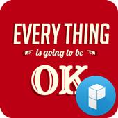 EVERYTHING OK Launcher Theme icon