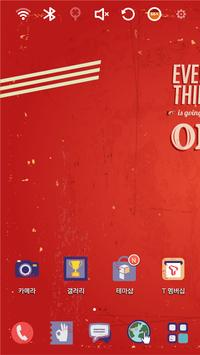 EVERYTHING OK Launcher Theme poster