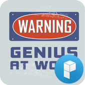 GENIUS AT WORK Launcher Theme icon