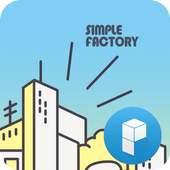 Simple Factory launcher theme icon