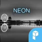 Special Neon launcher theme icon