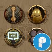 Da Vinci Code Launcher Theme icon