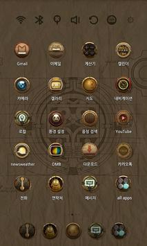 Da Vinci Code Launcher Theme screenshot 3