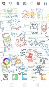 고고 드로잉 쿠키즈 홈 테마 poster