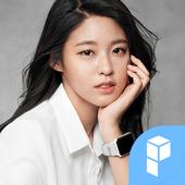 Glam Trend Star Seolhyun theme icon