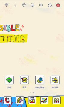 Impossible Is Nothing theme screenshot 2