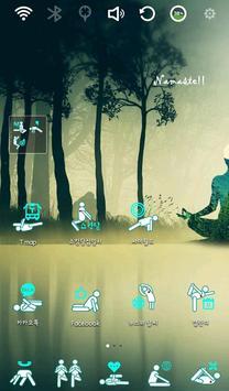 Learn Yuga Launcher Theme poster