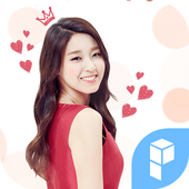 Lovely sulhyeon launcher theme icon