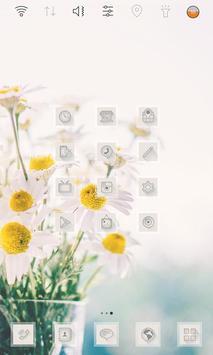 Spring Breeze launcher theme apk screenshot