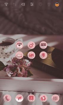 Sweet Morning launcher theme screenshot 3