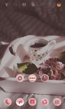 Sweet Morning launcher theme screenshot 1