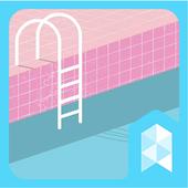 Swimming Pool Launcher theme icon