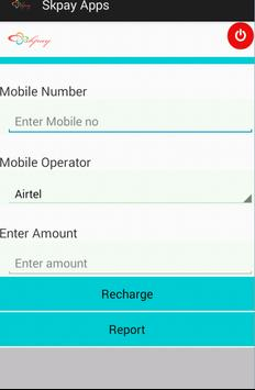Skpay Recharge Application screenshot 4