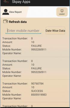 Skpay Recharge Application screenshot 5