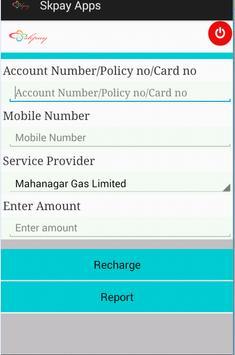 Skpay Recharge Application screenshot 3