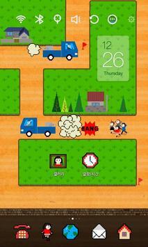 Rally Game Launcher Theme screenshot 1