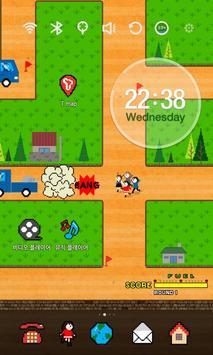 Rally Game Launcher Theme screenshot 2