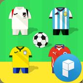 Soccer Stars Uniform Theme icon