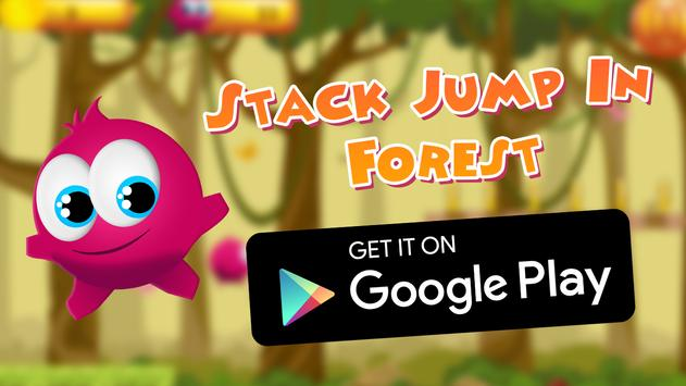stack and jump in forest screenshot 2
