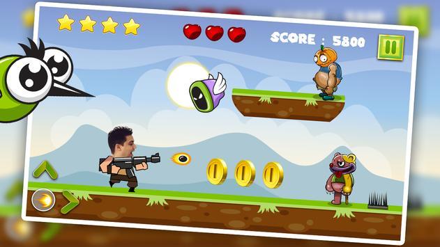 لعبة مغامرات عائلة مشيع screenshot 1