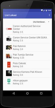 SeKa (Service Kamera) screenshot 3