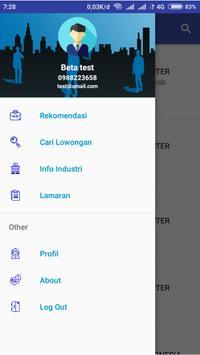 Bursa Kerja Khusus SMK YPKK 1 Sleman screenshot 1