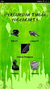 Perguruan Tinggi Yogyakarta poster