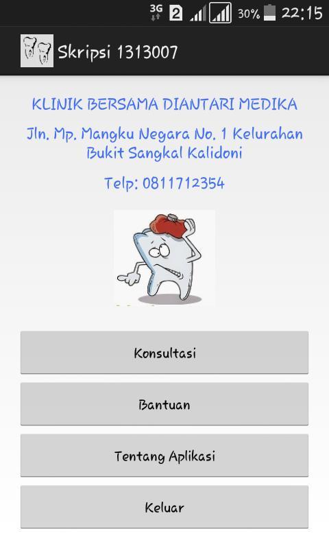 Sistem Pakar Fc Penyakit Gigi Skripsi 131307 For Android Apk Download