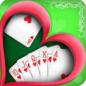 Hearts of Vegas Cards Game icon