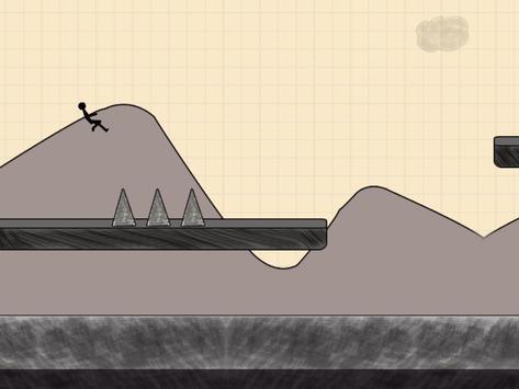 Stick Jump-Doodle Edition FREE apk screenshot