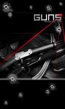 Weapon Gun 2016 live wallpaper poster