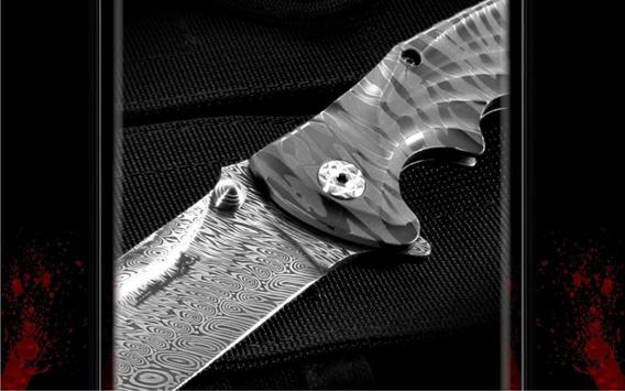 Blade Knife Photo 2016 apk screenshot
