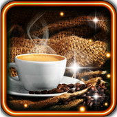 Coffee Candy live wallpaper icon