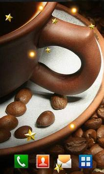 Coffee Candy live wallpaper poster