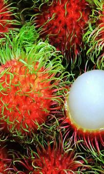 Fruits Exotic live wallpaper poster
