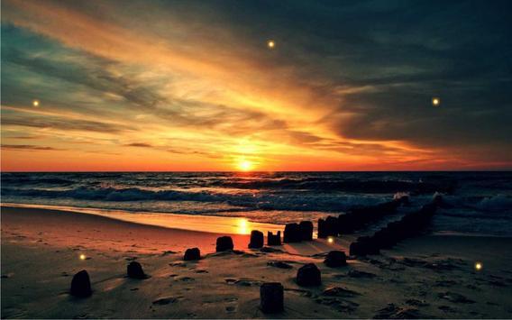 Sea Sunset live wallpaper apk screenshot