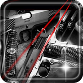 SWAT Weapons live wallpaper icon