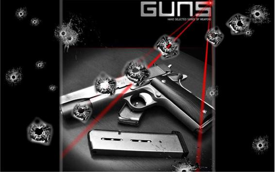SWAT Weapons live wallpaper apk screenshot
