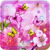 Summer Magic Flowers LWP icon