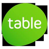 Syrup 테이블(필수어플) - 맛집 먹딜 테이크아웃 icon