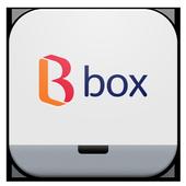 B box mobile icon