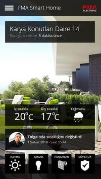 FMA SmartHome poster