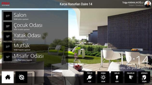 FMA SmartHome screenshot 7