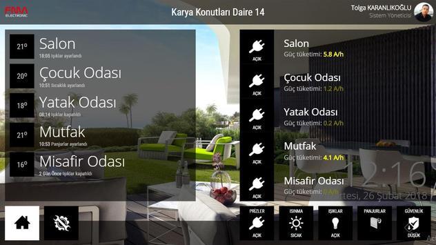 FMA SmartHome screenshot 8