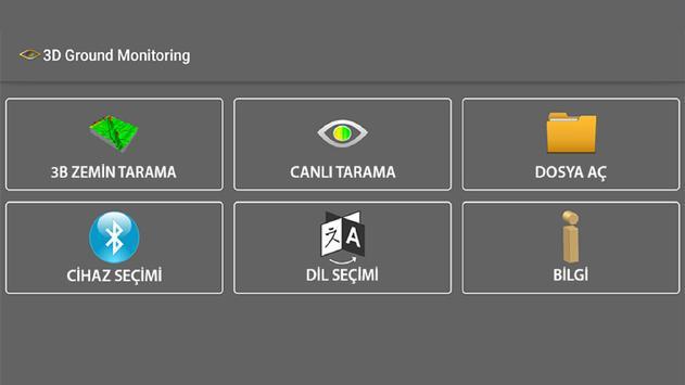 3D Ground Monitoring screenshot 8