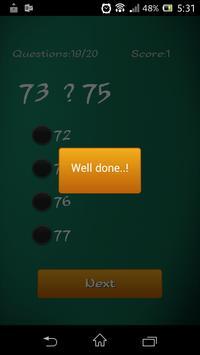 Simple Math apk screenshot