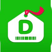 다나와 가격비교 - 최저가 가격비교, 추가할인, 여행 icon