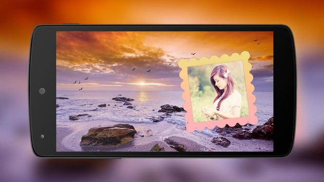 Nature Photo Frames HD screenshot 3