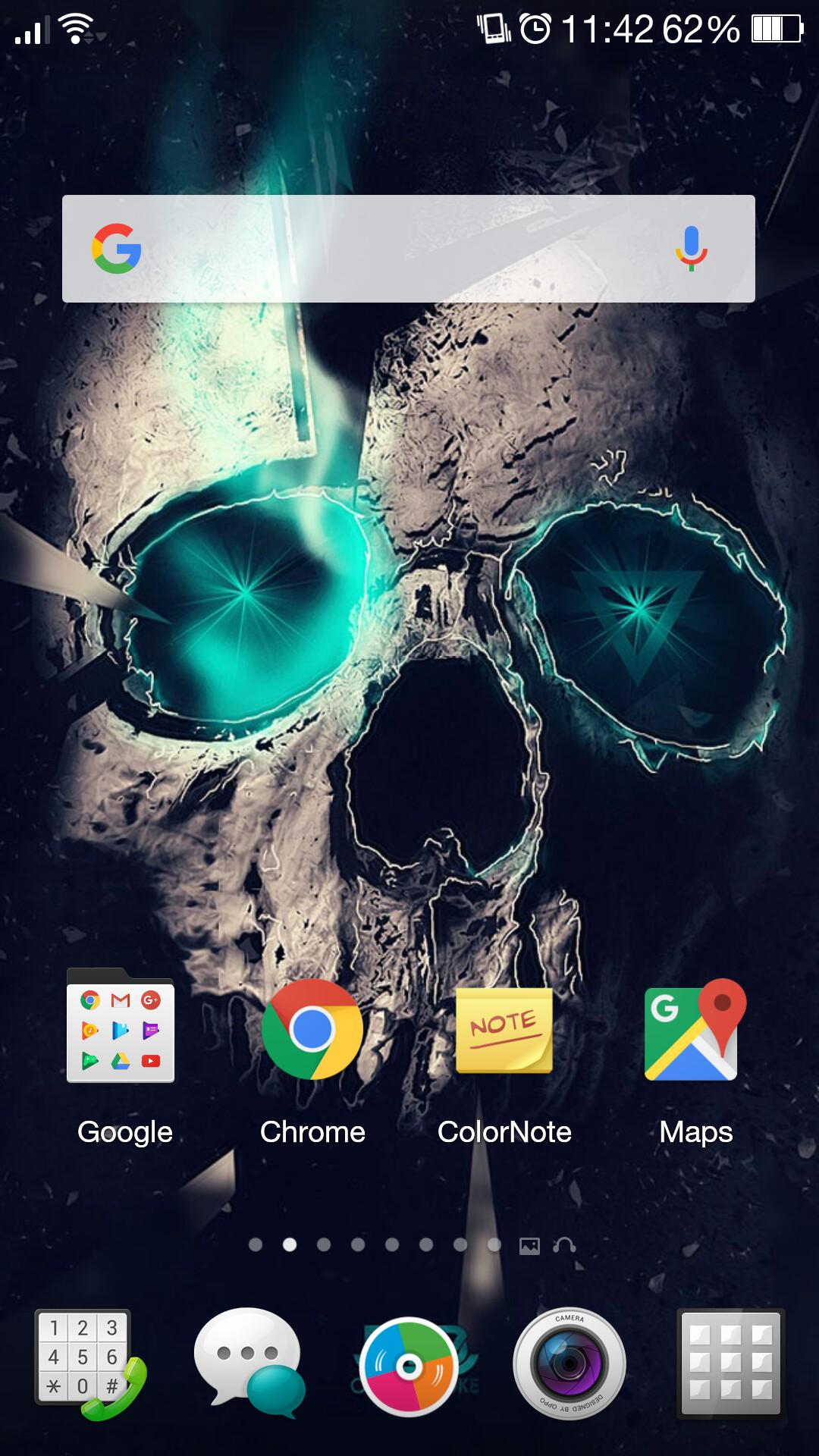 Lock Screen Skull Wallpapers QHD for Android - APK Download