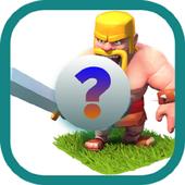 Clash Of Clans Mini Quiz icon